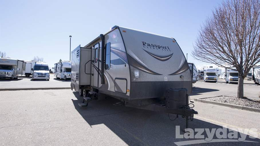 2015 Keystone RV Passport GT