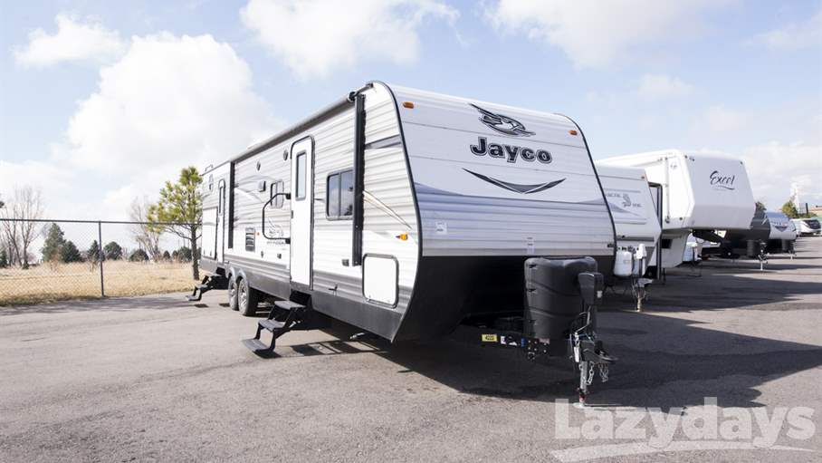 2012 Jayco Jay Flight 32Bhds >> Search RVs, Motorhomes & Travel Trailers For Sale | Lazydays