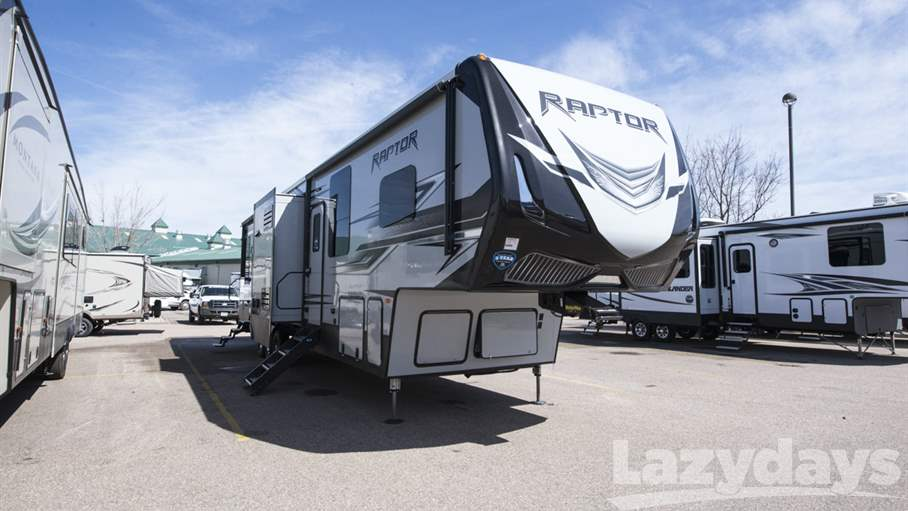 2018 Keystone RV Raptor