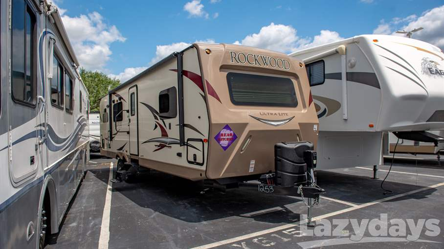 2018 Forest River Rockwood Ultra-Lite