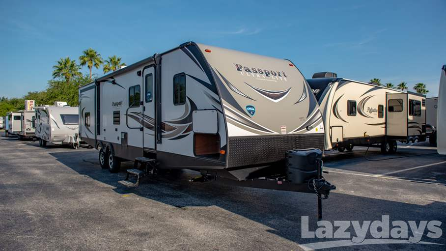 2019 Keystone RV Passport GT