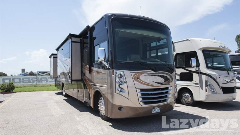 Thor Motor Coach Luxury Rvs Amp Travel Trailers Lazydays Rv