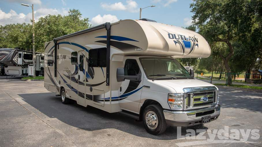 2018 Thor Motor Coach Outlaw C