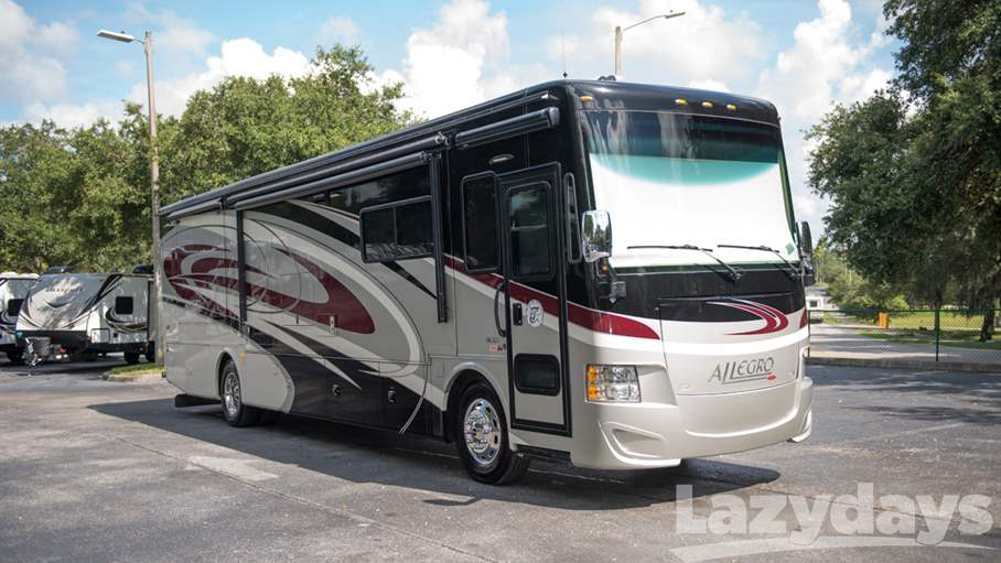 2016 Tiffin Motorhomes Allegro RED