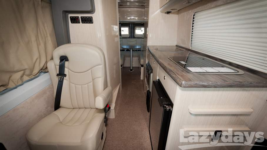 2013 Airstream Interstate Lounge Extended