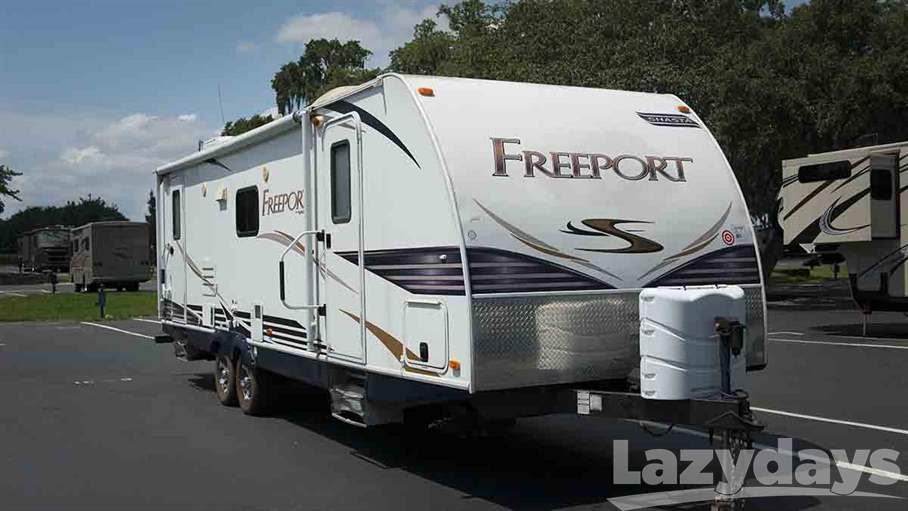 2011 Shasta Freeport UNK
