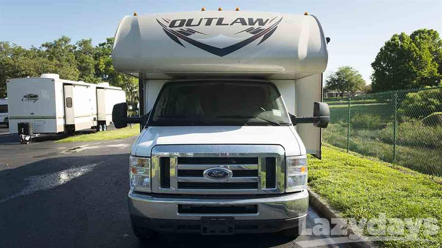 2015 Thor Motor Coach Outlaw C 29H