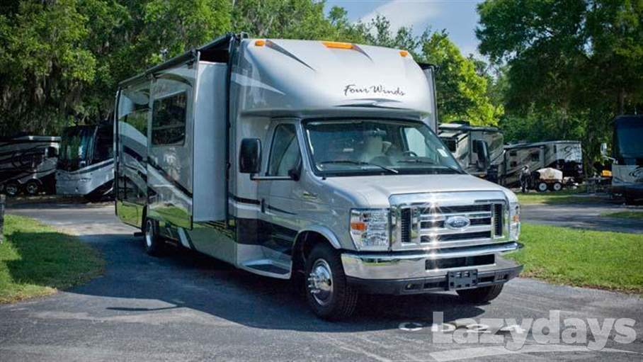 2011 Thor Motor Coach Four Winds Siesta 29BG