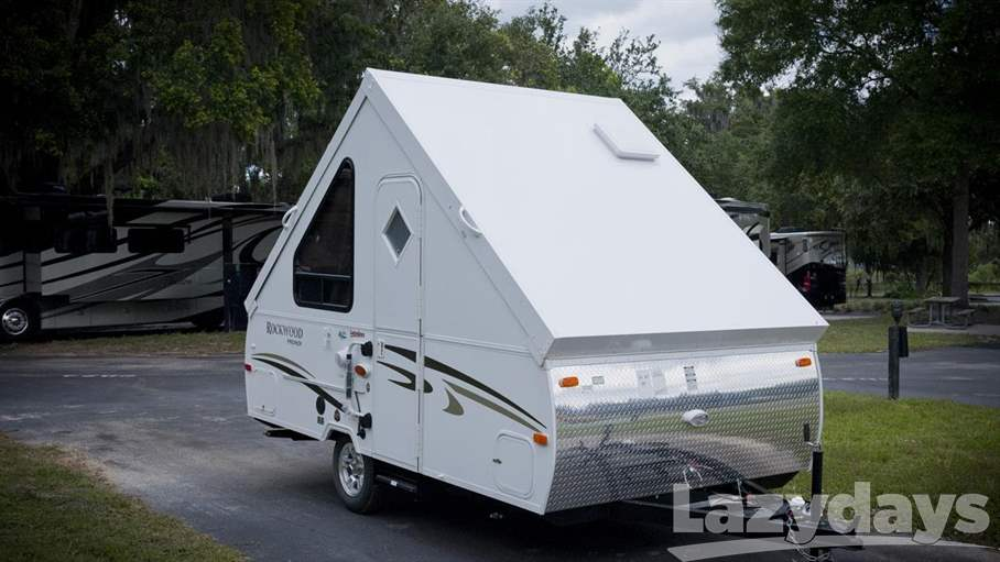 2012 Forest River Rockwood Premier A A128