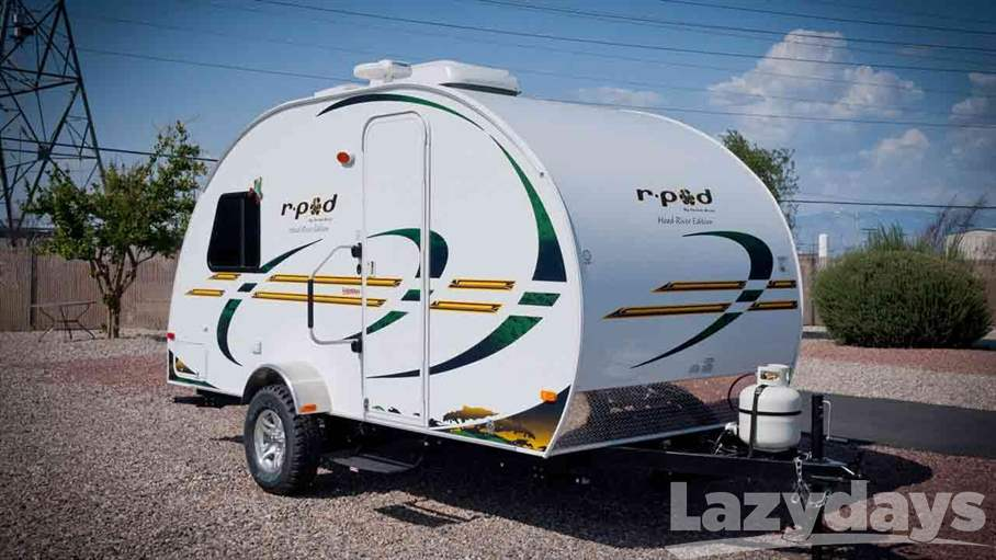 2012 Forest River R-Pod Hood River RP-176