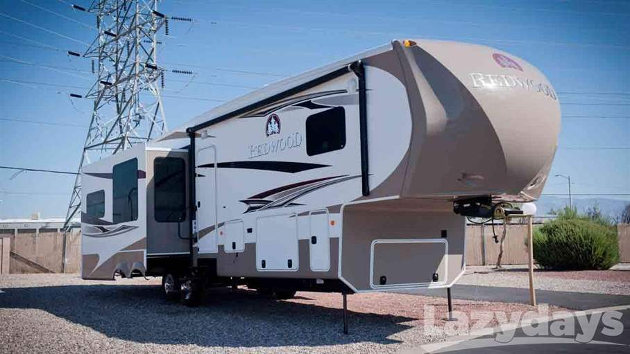 2012 Crossroads RV Redwood 36FB