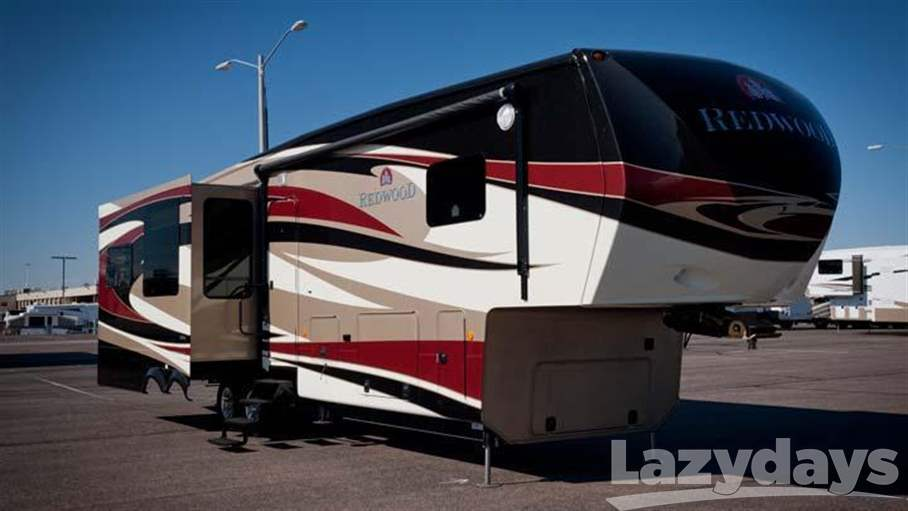 2012 Crossroads RV Redwood 34SK