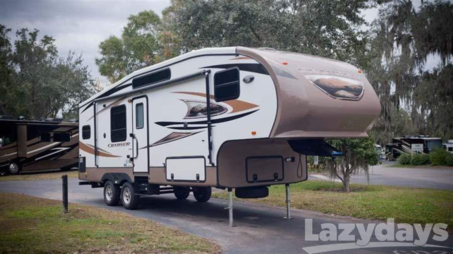 2012 Crossroads RV Cruiser 5th CF27RKX