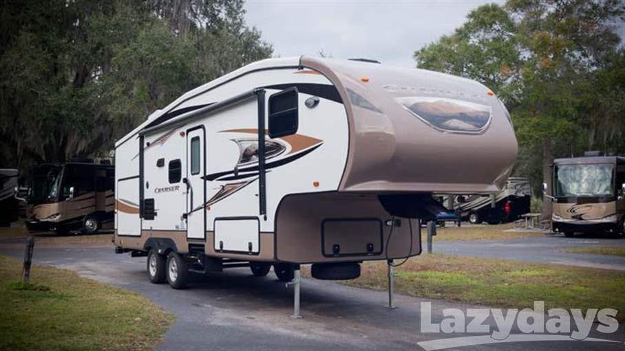 2012 Crossroads RV Cruiser 5th CF29BHX
