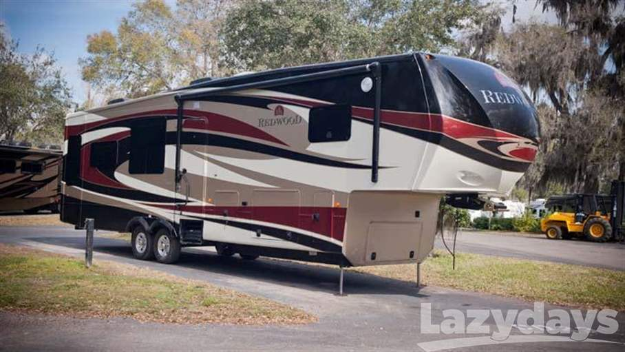 2012 Redwood RV Redwood 36RL