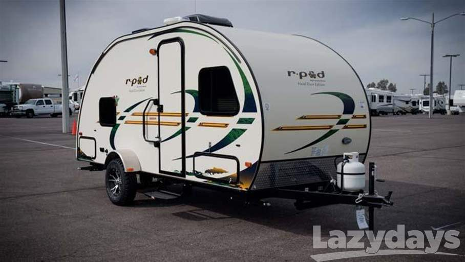 2012 Forest River R-Pod Hood River RP-182G