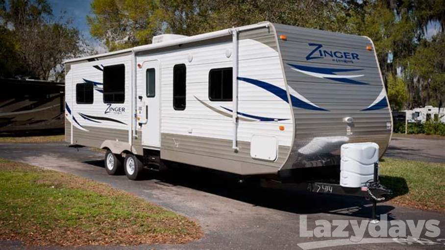 2012 Crossroads RV Zinger ZT32RE