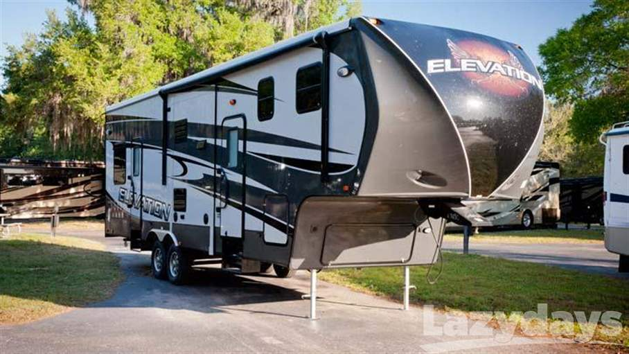 2012 Crossroads RV Elevation TF3310