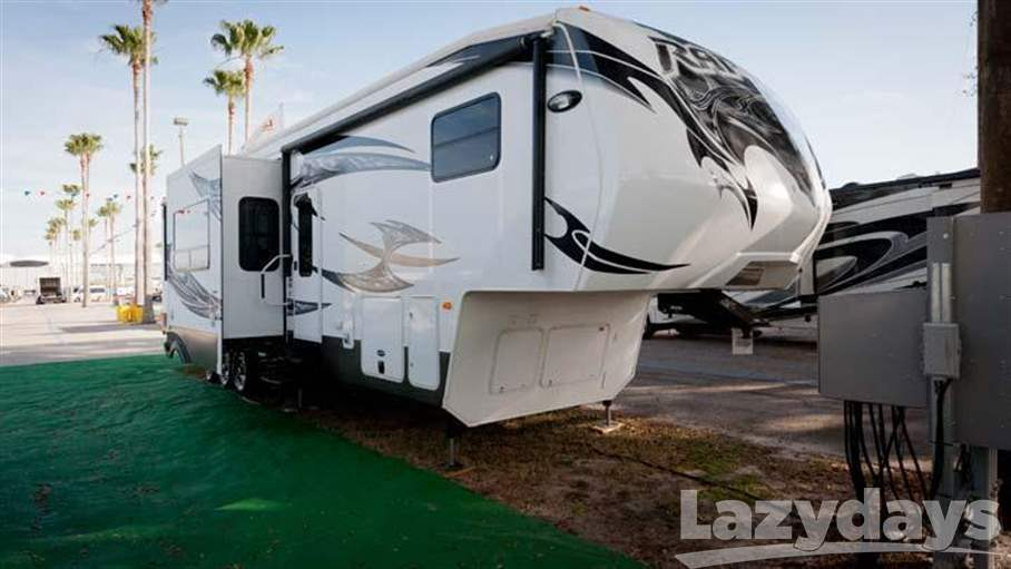 2013 Keystone RV Raptor 384PK