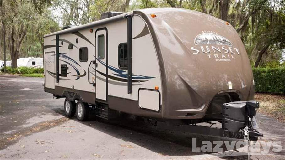 2013 Crossroads RV Sunset Trail TT 25RB