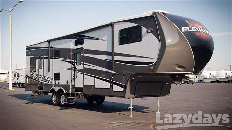 2013 Crossroads RV Elevation TF3612
