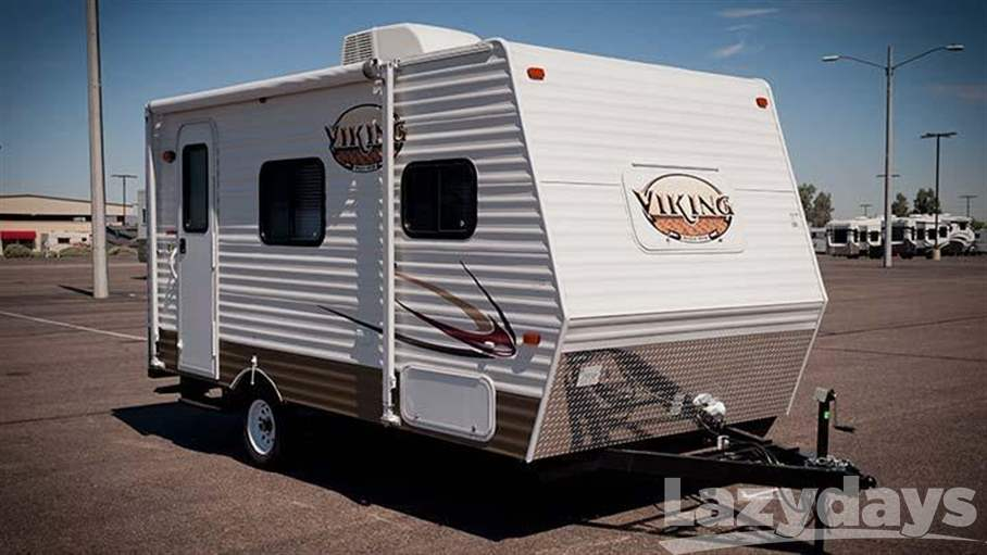 2013 Coachmen Viking 16FB