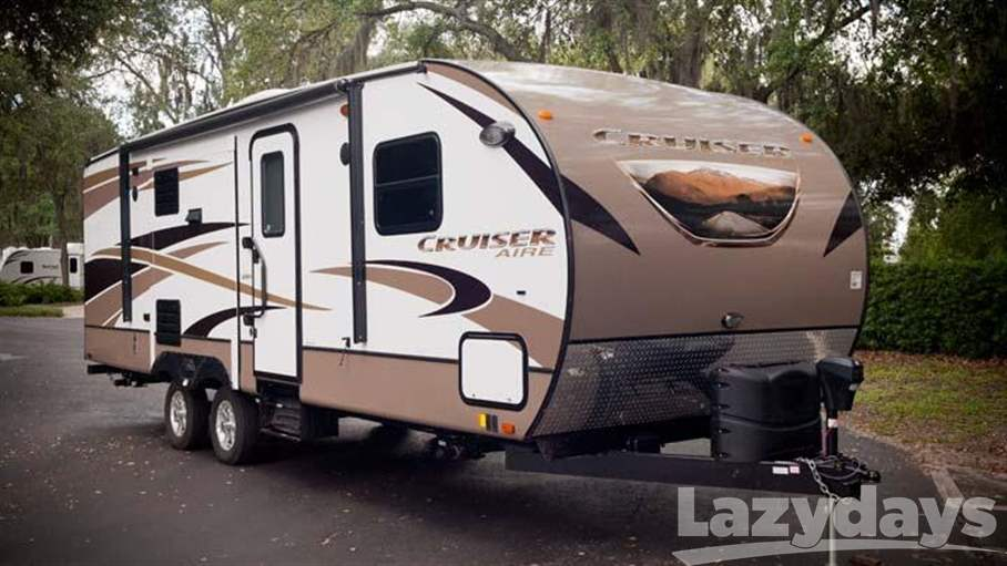 2013 Crossroads RV Cruiser Aire CTL27RB