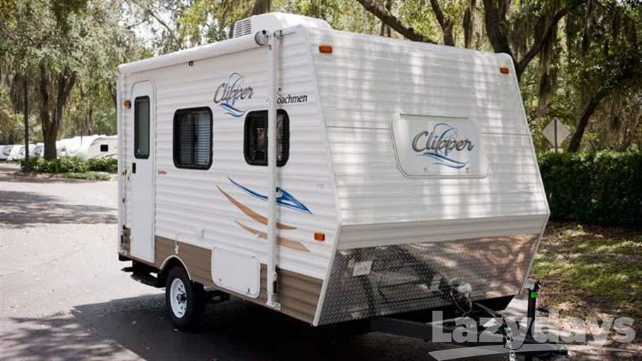 2013 Coachmen Clipper 14R