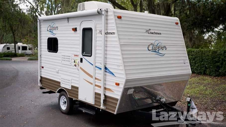 2013 Coachmen Clipper 13K