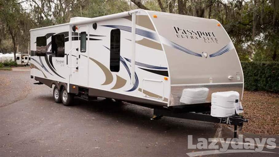 2013 Keystone RV Passport Elite 31RE