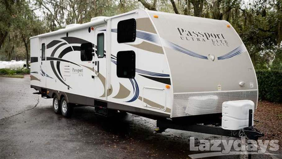 2013 Keystone RV Passport Elite 32FB