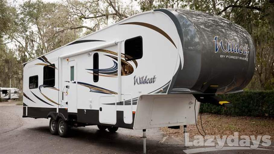 2013 Forest River Wildcat 327CK