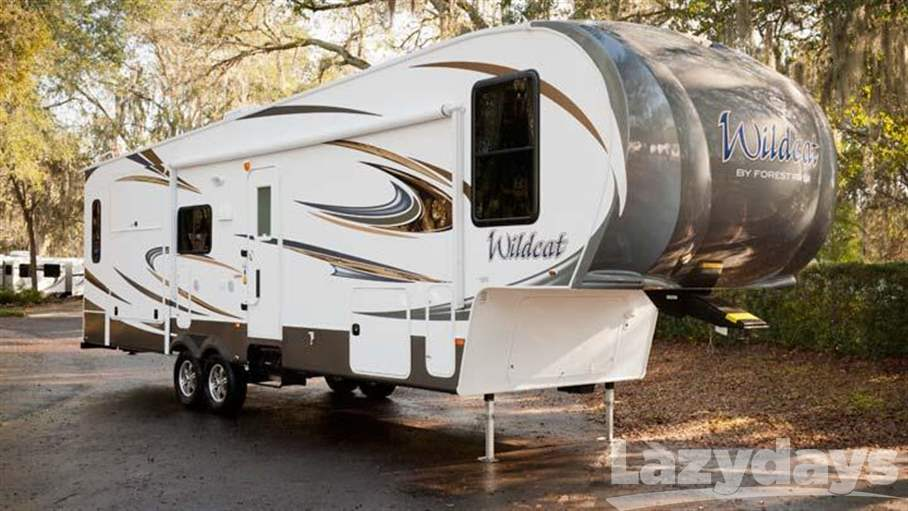 2013 Forest River Wildcat 317RL