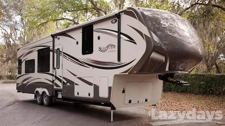 2013 Grand Design  Solitude 369RL