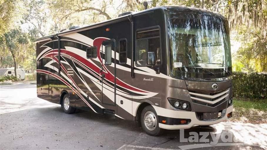 Elegant 2014 Monaco Monarch SE 32WBD For Sale In Tampa FL  Lazydays