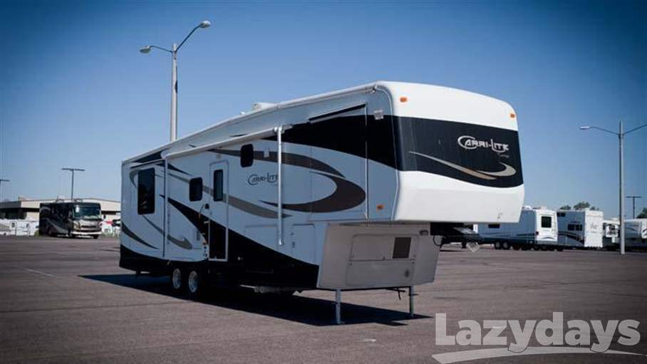 2007 Carriage Carri-lite CL36KSQ