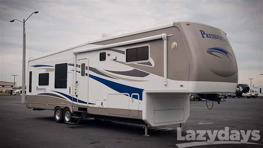 2007 Holiday Rambler Presidential Suite 36RLT