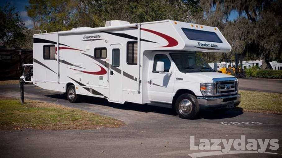 2011 thor motor coach freedom elite 31r for sale in tampa