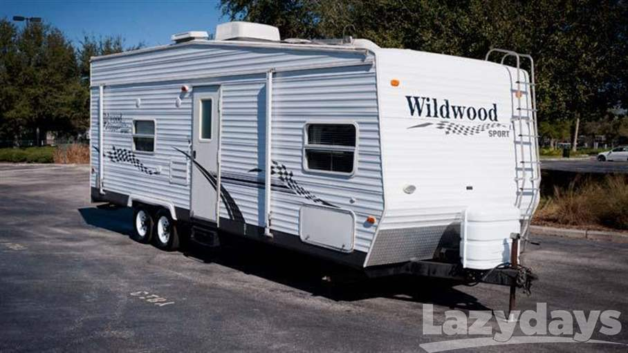 2007 Forest River Wildwood LE 25RKS
