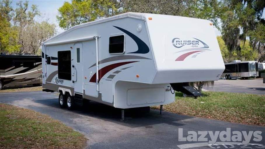 2005 Crossroads RV Cruiser 31