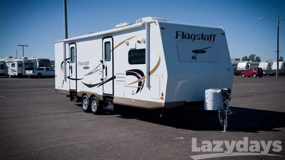 2012 Forest River Flagstaff TT 26FKSS