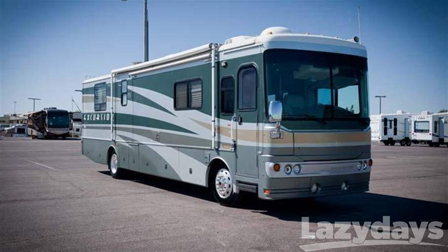2003 Fleetwood RV Excursion