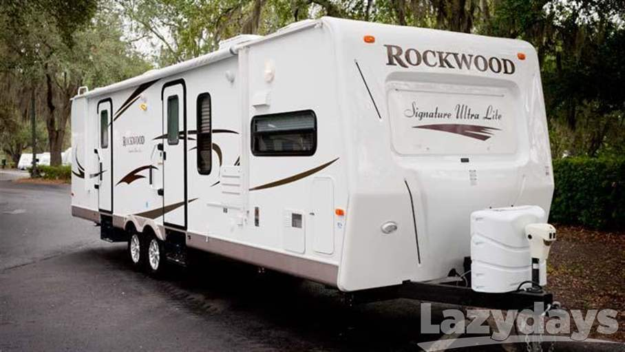 2011 Rockwood Signature Ultra Lite 8315BSS