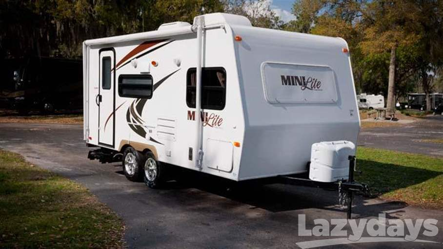 2011 Forest River Rockwood Mini Lite 18095