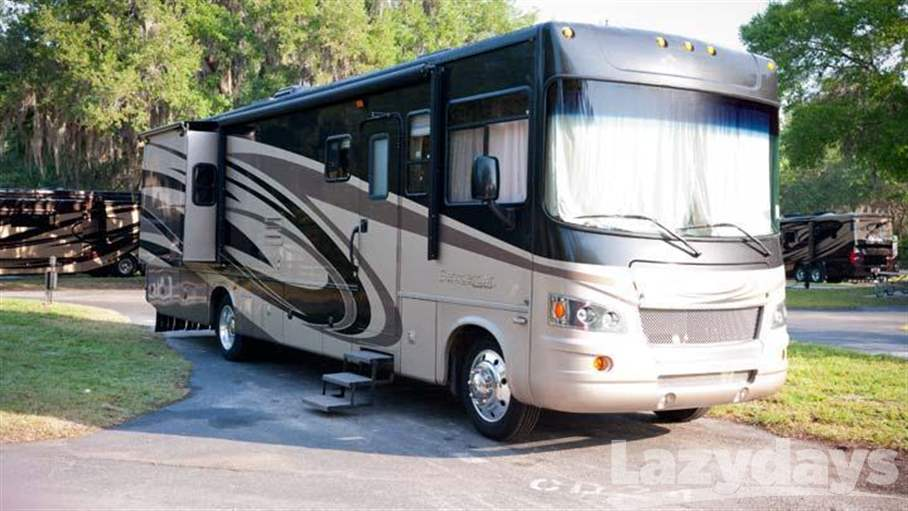 2010 Forest River Georgetown 370TS