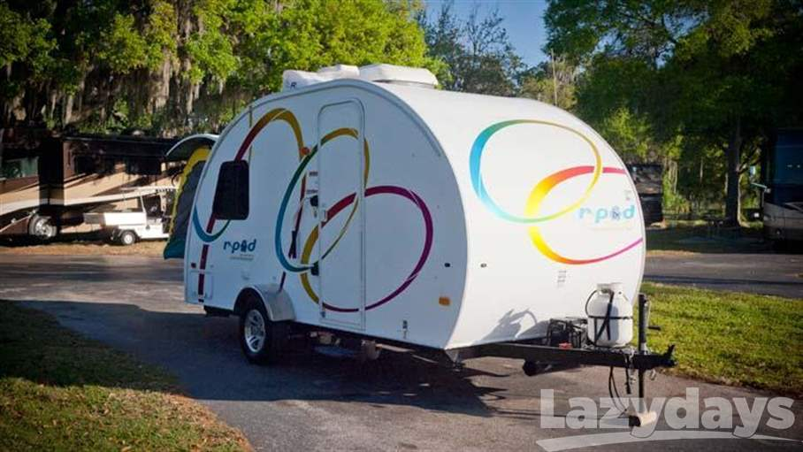 2011 Forest River R-Pod RP-176