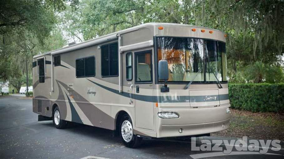 2004 Winnebago Journey 34H
