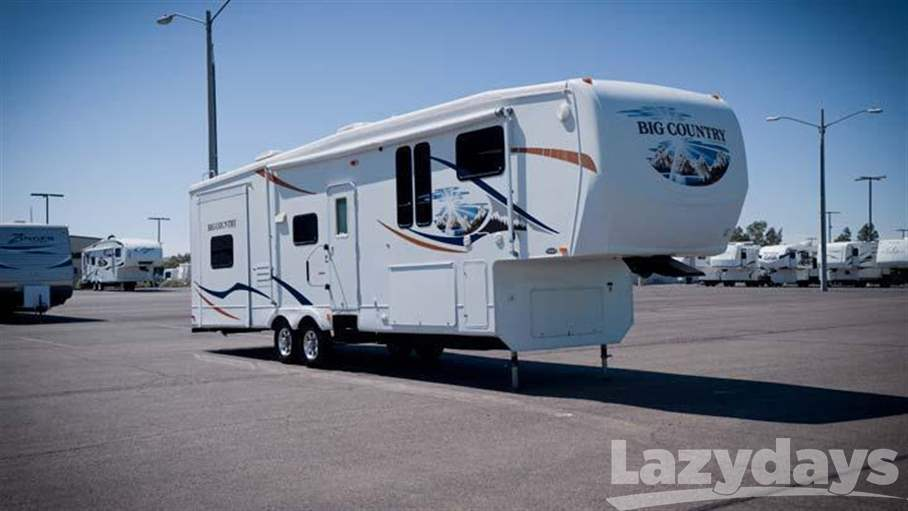 2009 Heartland Big Country 3300 rl