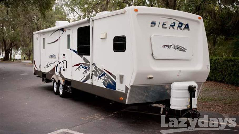 2007 Forest River Sierra 375QBQ