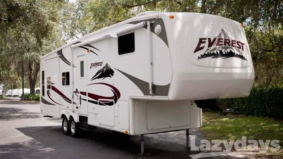 2007 Keystone RV Everest 295T